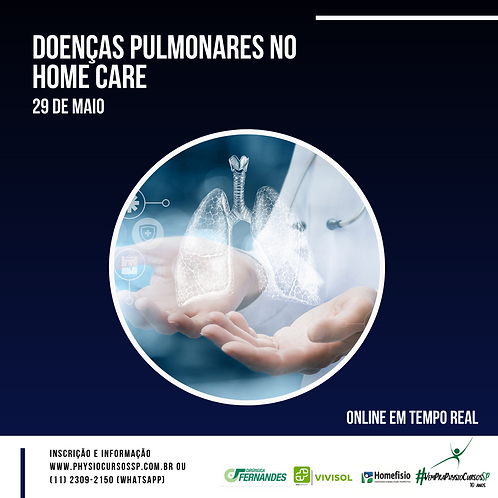 Doenças Pulmonares no Home Care