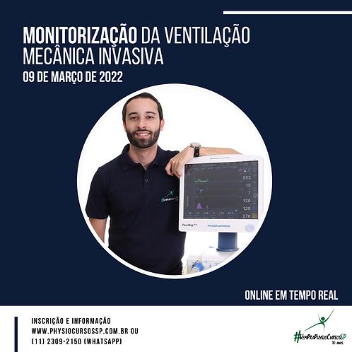 Monitorização da Ventilação Mecânica Invasiva