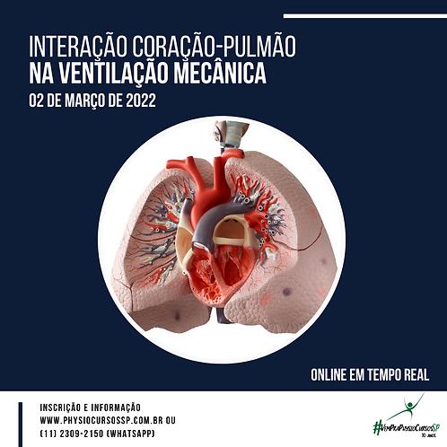 Interação Coração-Pulmão na Ventilação Mecânica