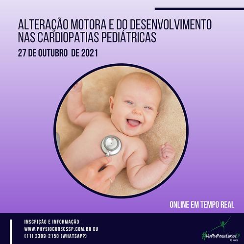 Alteração Motora e do Desenvolvimento nas Cardiopatias Pediátricas