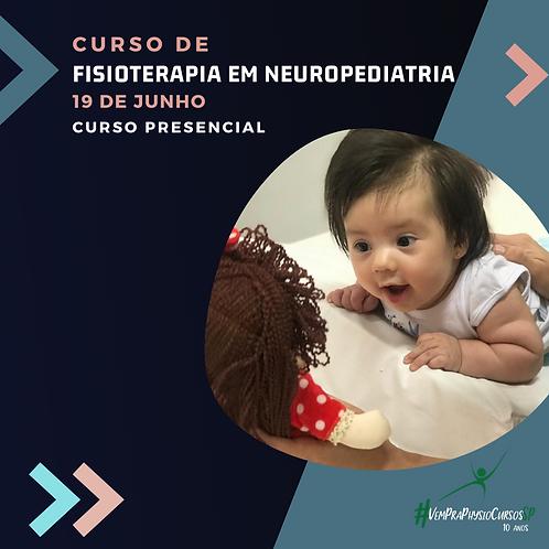 Fisioterapia em Neuropediatria - Presencial