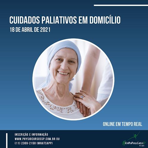 Cuidados Paliativos em Domicílio