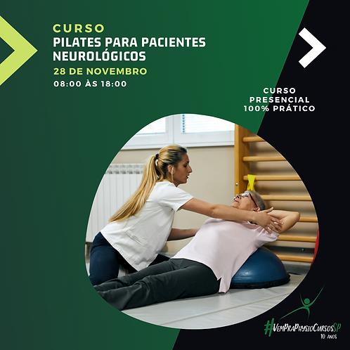 Pilates para pacientes neurológicos