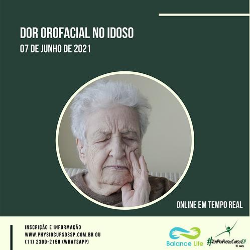 Dor orofacial no idoso