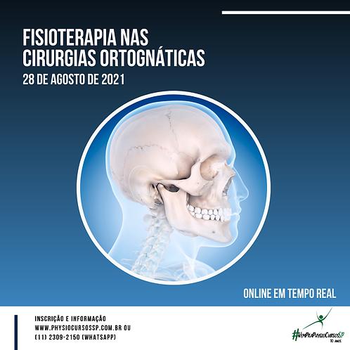 Fisioterapia nas Cirurgias Ortognáticas