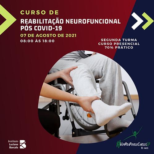 Reabilitação Neurofuncional Pós COVID-19