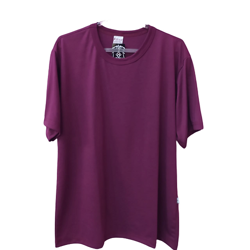 Camiseta Básica Plus Size