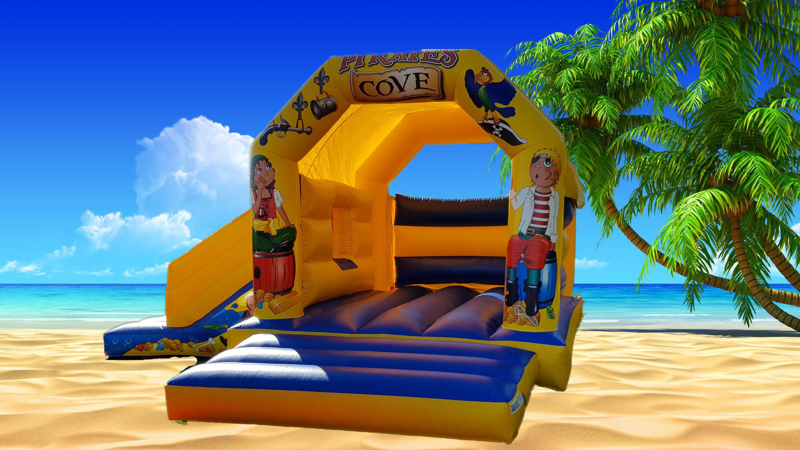 pirate slide