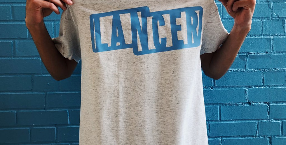 Lancer Blue Banner Shirt