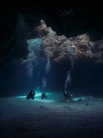 Dardanella Cave Dive