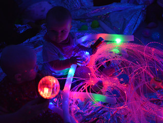 Spark Sensory sessions...why we do what we do...