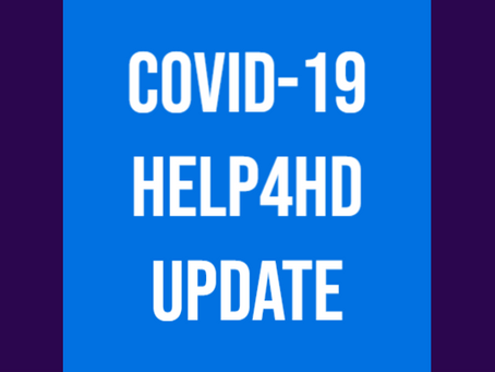 Changes at Help 4 HD due to COVID-19 (coronavirus)