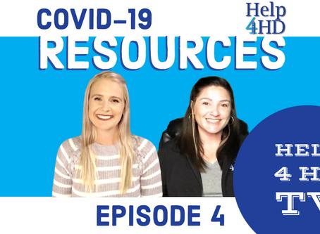 Help 4 HD TV Episode 4 - Resources