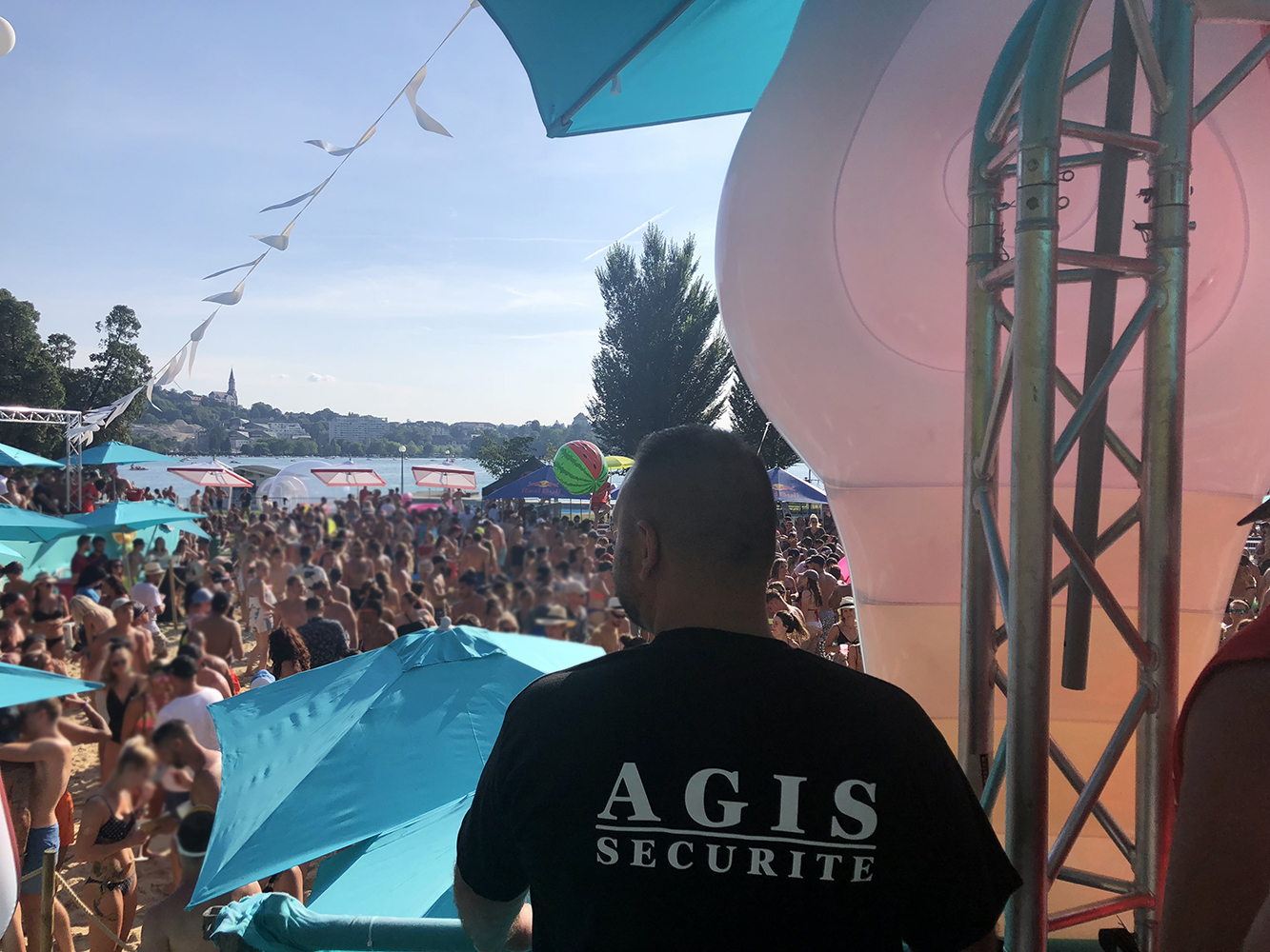 AGIS Securite - Suveillance manifestatio