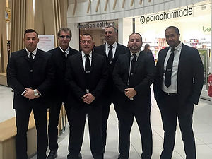 AGIS Securite - Equipe professionnelles