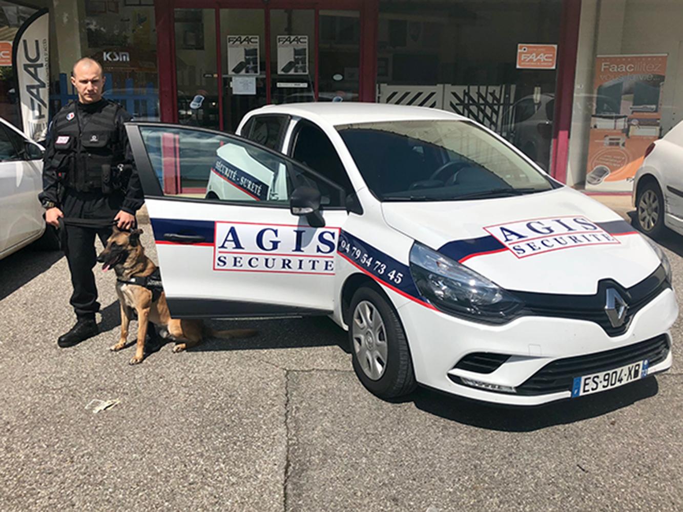 AGIS Securite - Vehicules intervention (