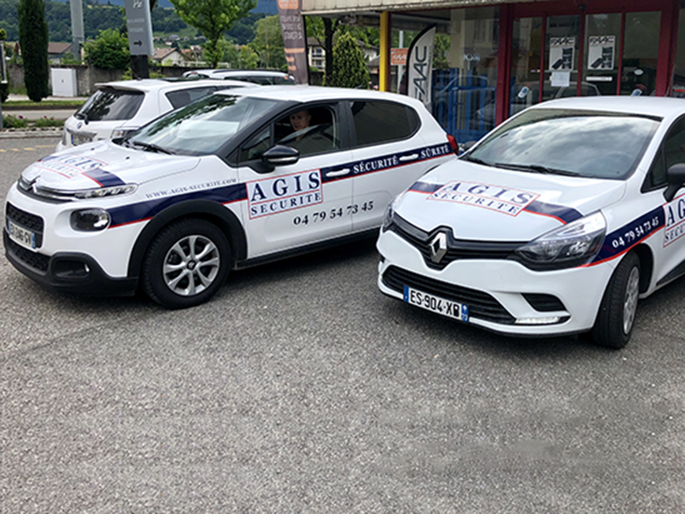 AGIS Securite - Vehicules intervention (