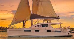 sunset.sailing-catamaran-playa-del-carmen