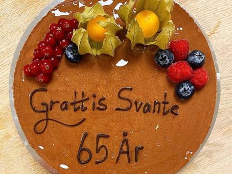Grattis Svante!