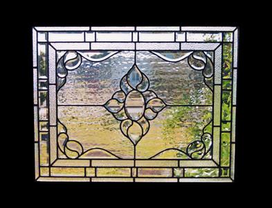 'EVA BEVEL' WINDOW PANEL