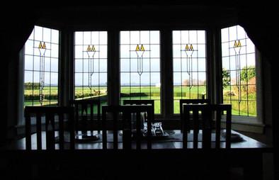 DINING ROOM WINDOW PANELS