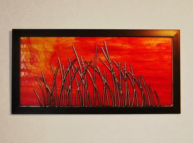 'GRASS' WALL PANEL