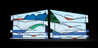 'SUGAR LOAVES' WINDOW PANELS