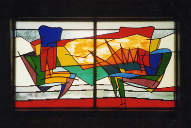 LEADLIGHT WINDOW PANELS