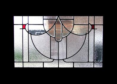 KITCHEN CABINET WINDOW PANEL