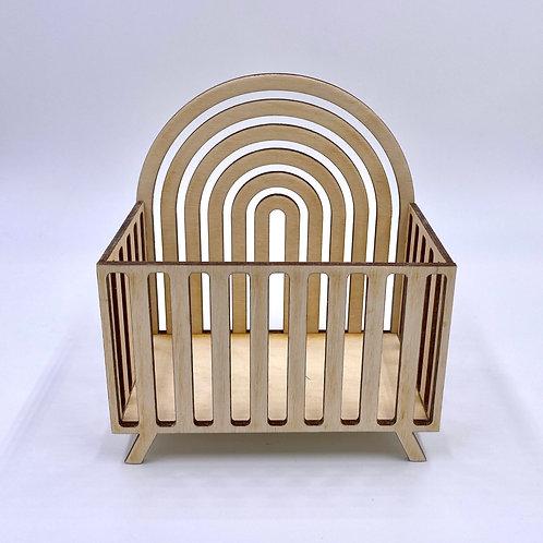 Rainbow Crib (A)