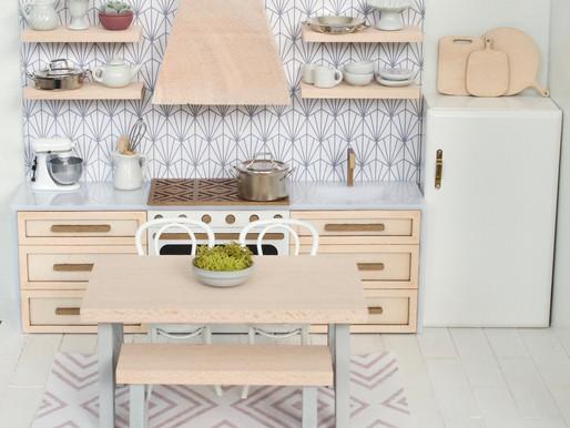 DIY Kit: Picnic Table & Bench