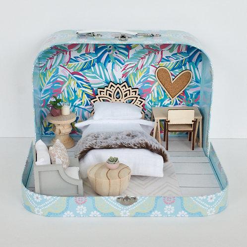 Bright Palm Travel Dollhouse