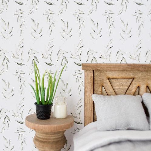 Olive Branch Wallpaper