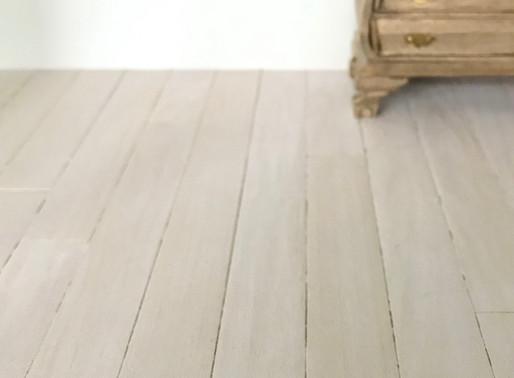 Wood Floor Tutorial