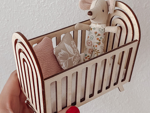 DIY Kit: Rainbow Crib