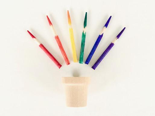 Colored Pencils Tutorial