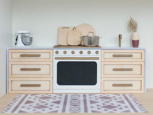 DIY Kit: Shaker Kitchen