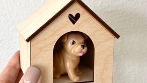 DIY Kit: Dog House