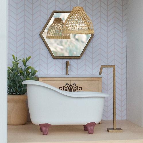 Clawfoot Bathtub