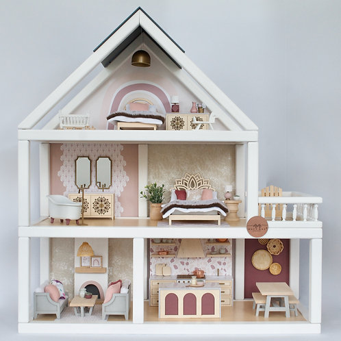 The Macy Mae Dollhouse