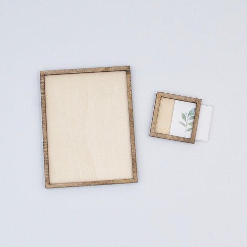 Insertable Frames