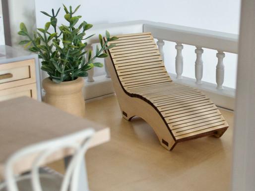 DIY Kit: Lounge Chair