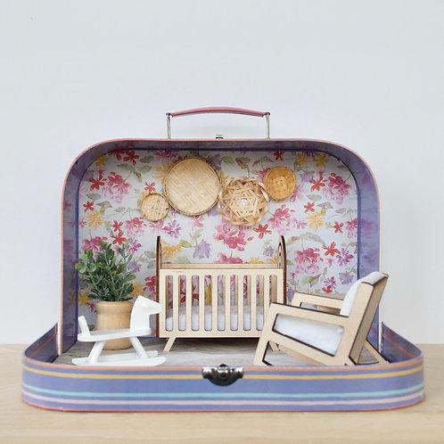 Rainbow Nursery Travel Dollhouse