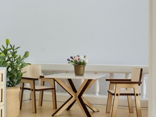 DIY Kit: Geo Dining Chair