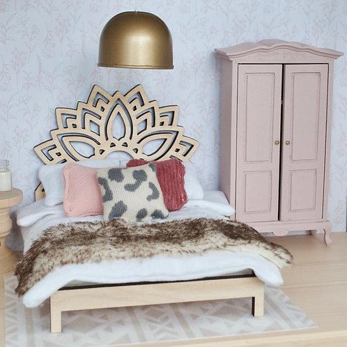 Mandala Double Bed