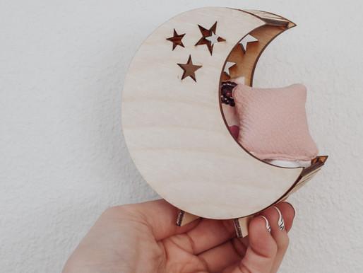 DIY Kit: Moon Cradle