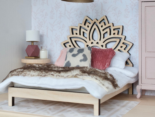 DIY Kit: Mandala Bed
