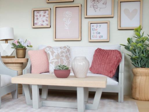DIY Kit: Scoop Sofa & Armchair