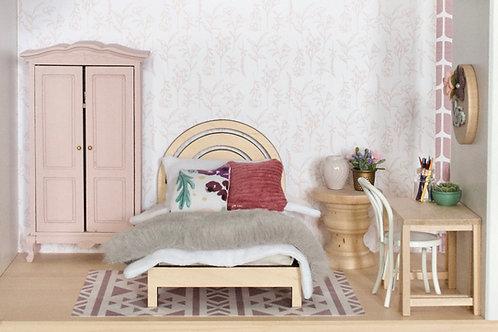 Rainbow Single Bed