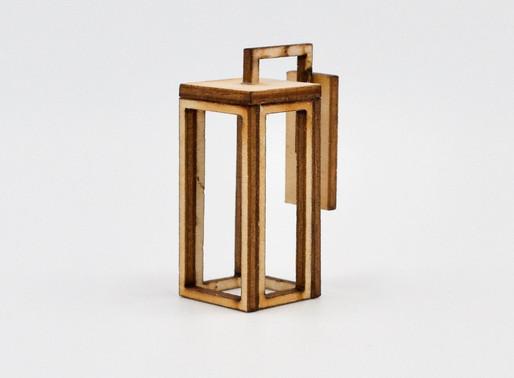 Outdoor Lantern DIY Kit